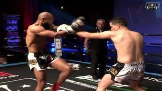 Exchange Highlight From Partouche Kickboxing Tour