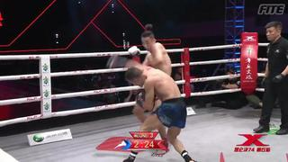 Highlight Reel Worthy Moment From Kunlun Fight 74