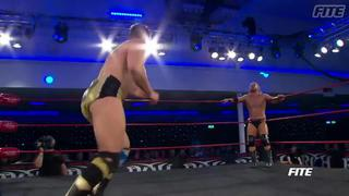 Adam Page ROH Honor Re-United Edinburgh Highlight