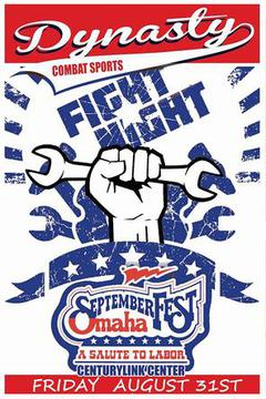 Dynasty Combat Sports 46 - September Fight Fest