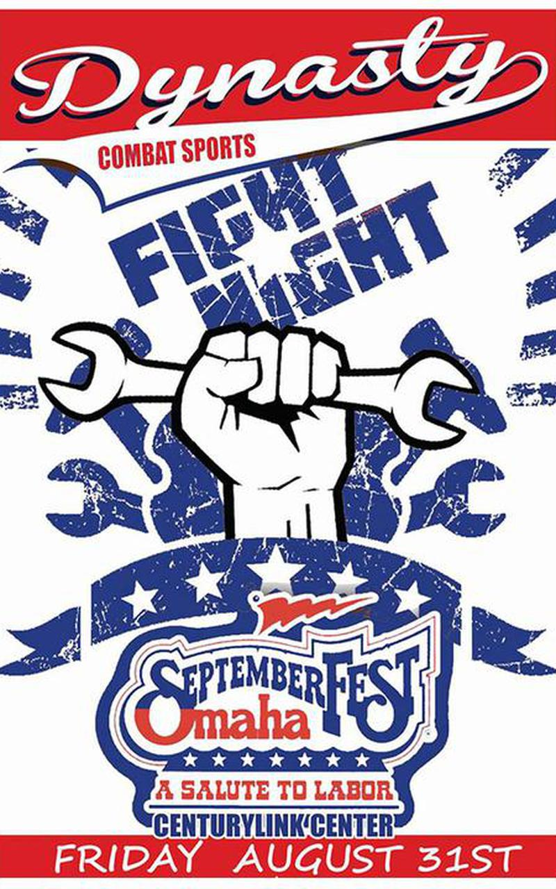 Dynasty Combat Sports 46 - September Fight Fest Screenshot