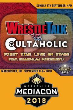 Wrestletalk Vs Cultaholic: Live On Stage