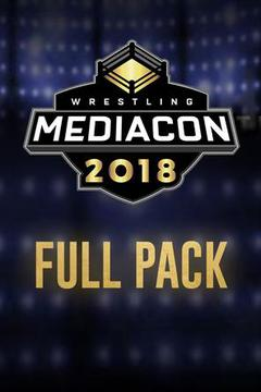 Wrestling MediaCon 2018: FULL PACK