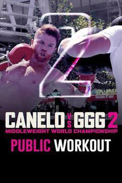 #2: Canelo vs GGG 2: Public Workout