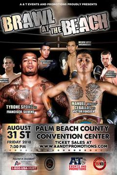 A&T Event Promotions: Brawl at the Beach
