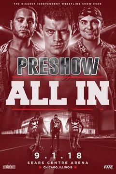 ALL IN: Preshow