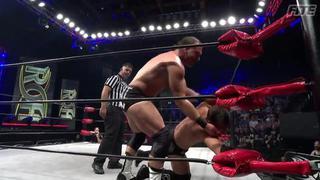 ROH Flip Gordon vs Silas Young Match