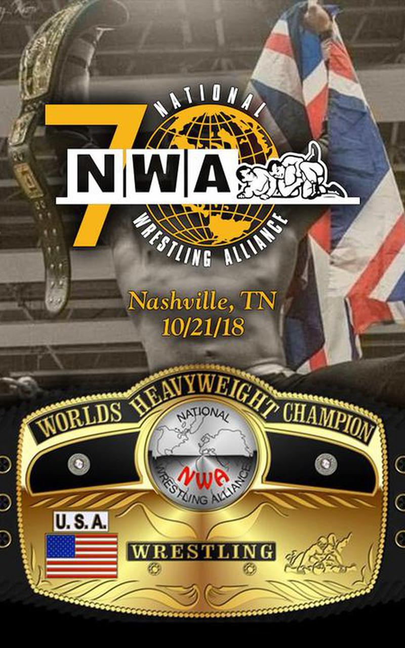 NWA 70th Anniversary