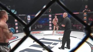James (The Not-So-Notorious) Gallagher vs. Ricky Bandejas Highlights BELLATOR 204
