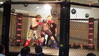 My MMA debut