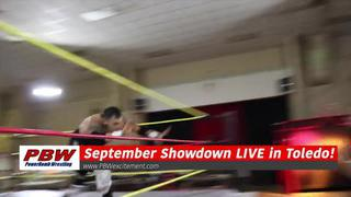 PowerBomb Wrestling 09-09-18