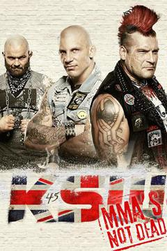 #1: KSW 45 The Return to Wembley