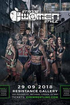 Pro Wrestling EVE: Strong Women Style 2018