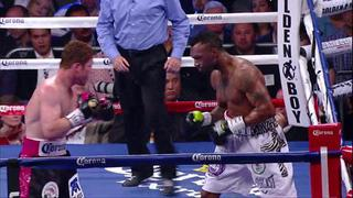 Canelo vs Trour Highlights