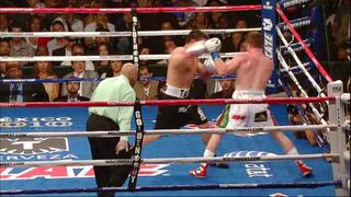 Canelo vs Baldomire Highlights