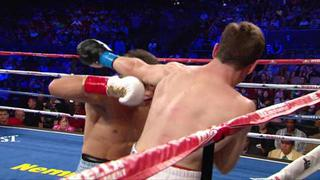 GGG vs Macklin Highlights