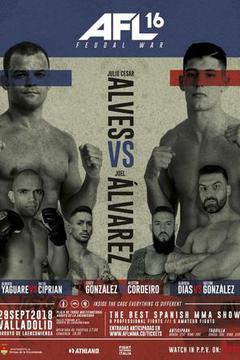 AFL MMA 16: Feudal War