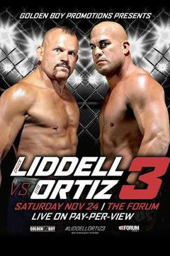 #3: Chuck Liddell vs Tito Ortiz 3