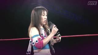 ROH Death Before Dishonor Sumie Sakai vs. Tenille Dashwood Promo