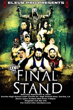 Elev8 Pro presents: Final Stand