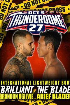Thunderdome 27 - Glen Austin vs Rob Powdrill