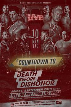 Countdown to ROH Death Before Dishonor 2018