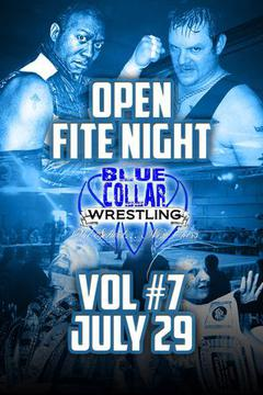 BCW Open Fite Night Vol. 7