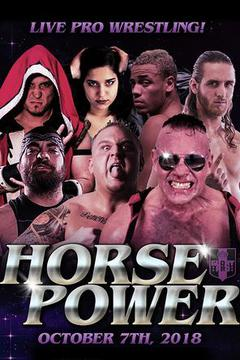 Glory Pro Wrestling: Horse Power