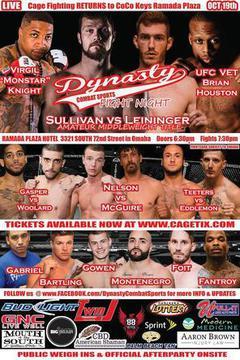 Dynasty Combat Sports 47 - Wayne Sullivan vs Ryan Leininger