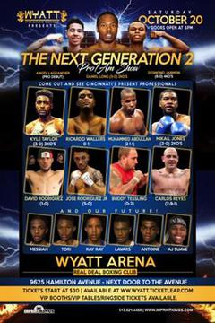 Wyatt Promotions: The Next Generation