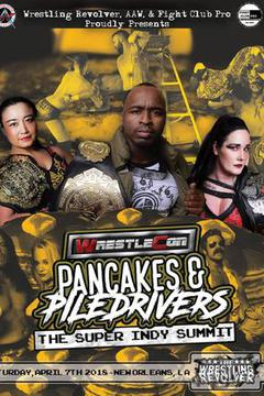 Wrestlecon presents Wrestling Revolver: Pancakes and Piledrivers 2 (2018)
