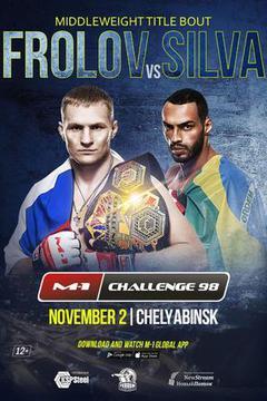 M-1 Challenge 98 - Frolov vs Silva