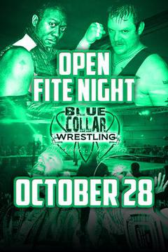 BCW Open Fite Night, October 28
