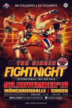 TBC Fight Night 2018