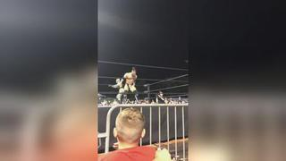 Flip Gordon vs Rey mysterio