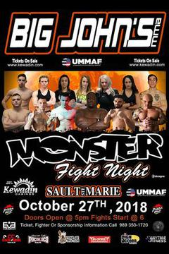 Big John's MMA: Monster Fight Night