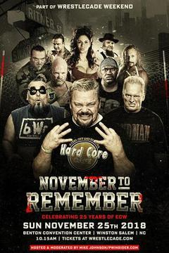 WrestleCade Weekend: November to Remember Panel Discussion