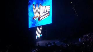 Aj Styles entrance Germany