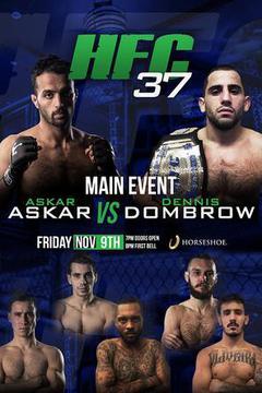 Hoosier Fight Club 37 - Askar vs Dombrow