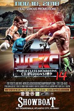World Class Kickboxing Championship 14