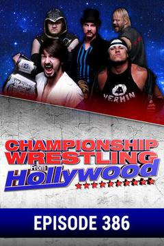 Championship Wrestling From Hollywood: Episode 386