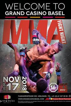 Hard Fighting Championship (HFC) 16