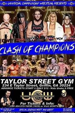 UCW: Clash of the Champions