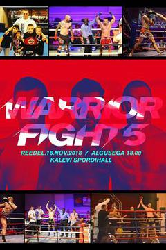 Warrior Fight 5 Tondiraba Jaahall
