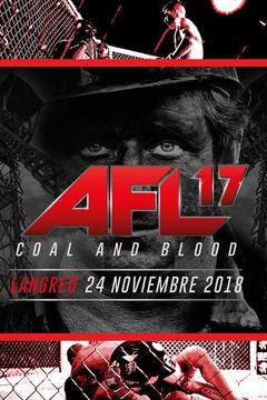 AFL MMA 17 - Coal and Blood