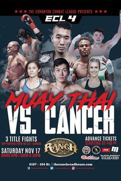 ECL4: Muay Thai vs. Cancer