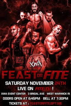 XWA Entertainment: Feast or Fite