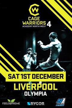 Cage Warriors Academy North West 4