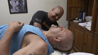 Chuck Liddell Psychical Therapy Session