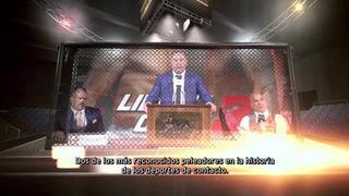 Liddell vs. Ortiz: Mano-A-Mano ES Promo